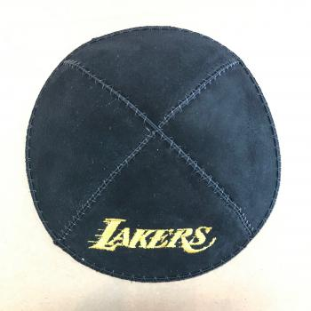 Lakers Kippah - Suede