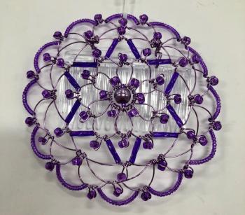Lavendar Star Wire Kepa