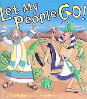 Let My People Go - Passover Books