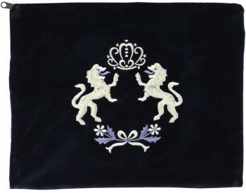 Lions Talit Bag - Velvet