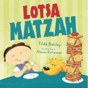 Lotsa Matzah - Passover Book