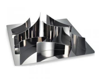 Magnetic Matzah Plate
