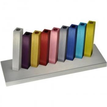 Multicolor Module Menorah