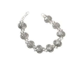 Ma'adanah Bracelet- Silver