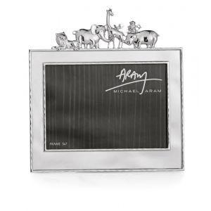 Noah's Ark Frame Silver