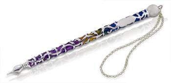 Sharon Enameled Torah Pointer
