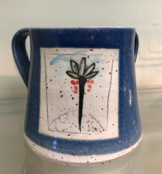 Palm Tree Natlah Wash Cup