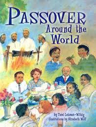 Passover Around the World - Passover Books