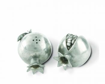 Pomegranate Salt and Pepper Set