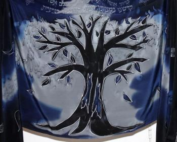 The Tree of Life Tallit Set - PST-41