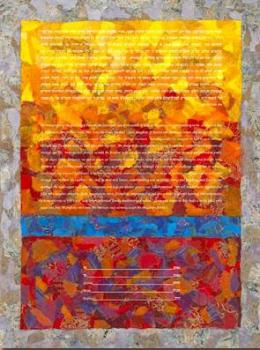 Radiant as the Sun Ketubah