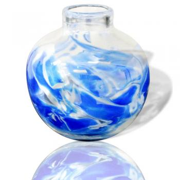 ROUND WEDDING GLASS VASE