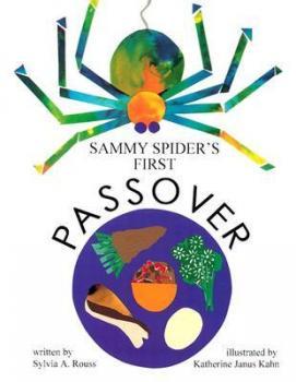 Sammy Spider's First Passover - Paperback