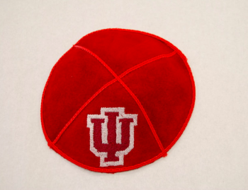 Indiana University Kippah - Suede
