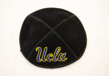UCLA Kippah - Suede