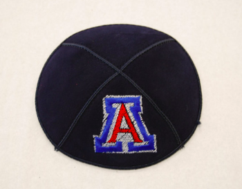 University of Arizona Wildcat Kippah - Suede