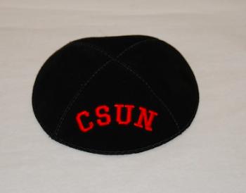 CSUN Kippah - Suede