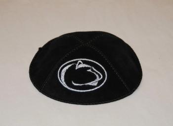 Penn State Kippah - Suede