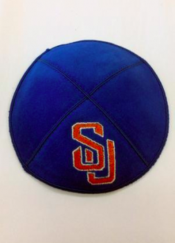 Syracuse University Kippah - Suede