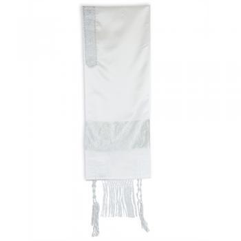 Silver Paisley Talis