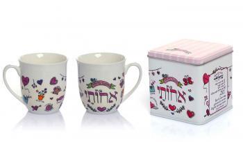 Sister Mug w/ Symbols