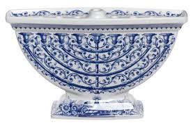 Original Spode Menorah