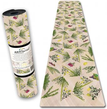 Sukkot Stars Table Runner