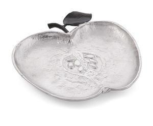 Apple Plate - Metal