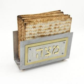 Upright Matza Holder