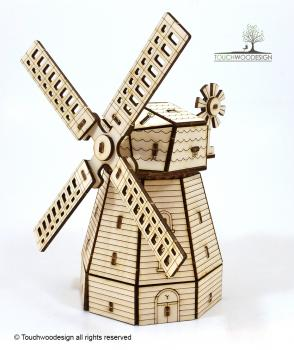 TOUCHWOODESIGN WINDMILL