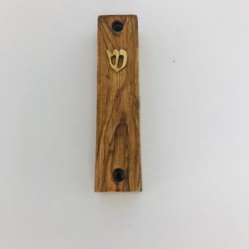 Handcrafted Wooden Mezuzah