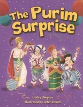 The Purim Surprise - Paperback