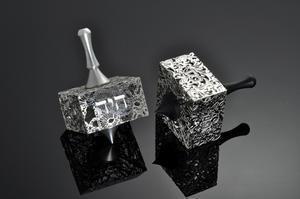 Jakard Dreidel - Steel