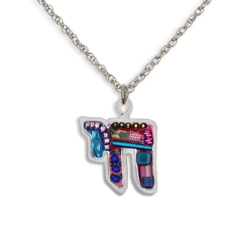 Chai Necklace - Stainless Steel