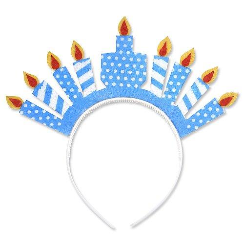 Menorah Headband