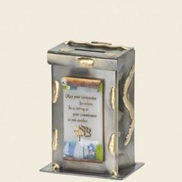 Tzedakah Box - Bridal