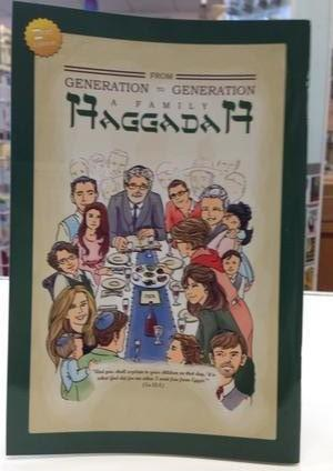 From Generation to Generation: A Family Haggadah