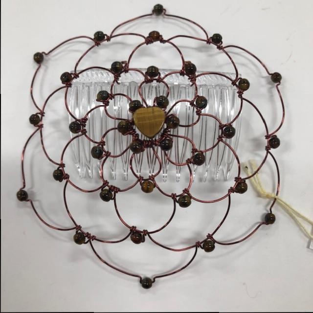 Copper Star Wire Kepa