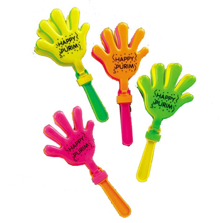 Hand Clapping - Purim Toys