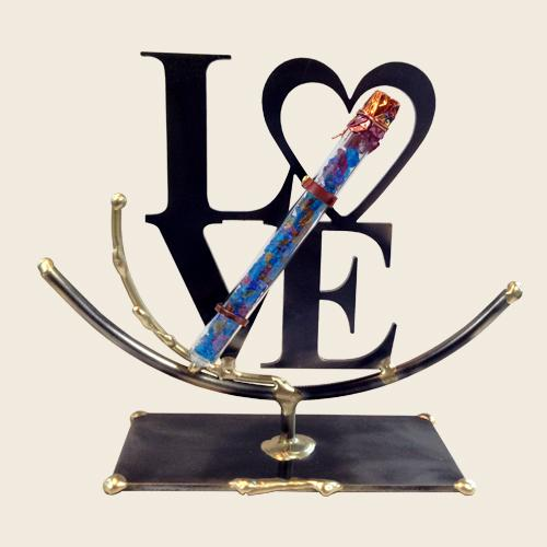 Large Love Shards Sculpture