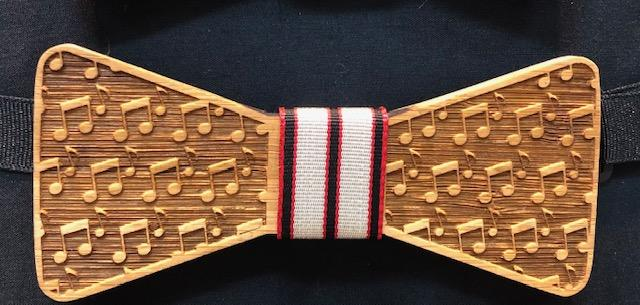 Wooden Bow Tie Music