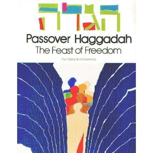 Passover Haggadah-The Feast of Freedom-Paperback