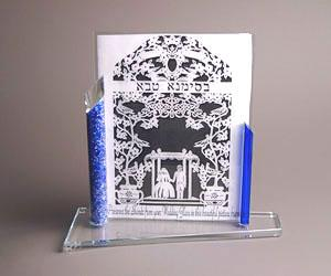 Wedding Frame - Glass